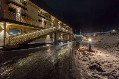 Sähköpalvelu Petri Hintsanen Eerikkilän työmaa